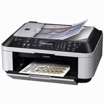 Install Printer Driver Canon Mx870